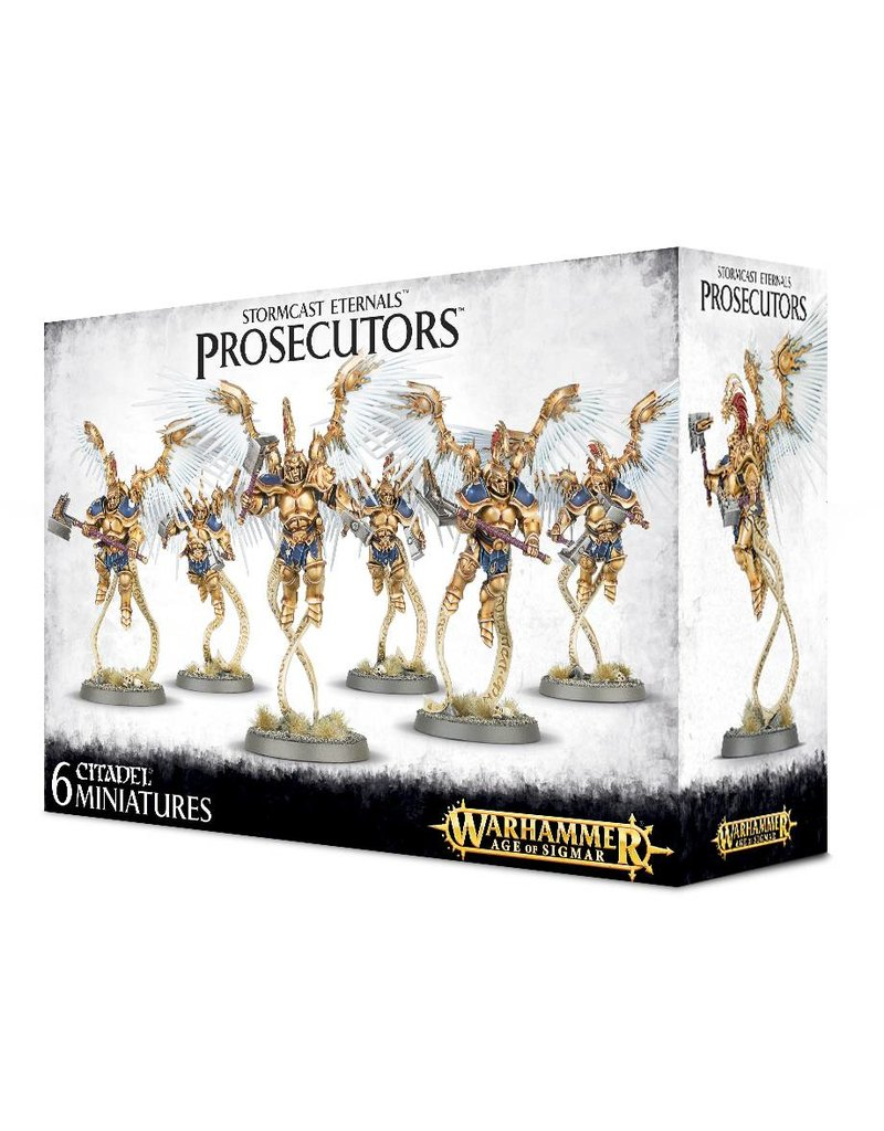 Games Workshop Stormcast Eternals  Prosectors