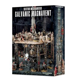 Games Workshop SECTOR MECHANICUS: GALVANIC MAGNAVENT