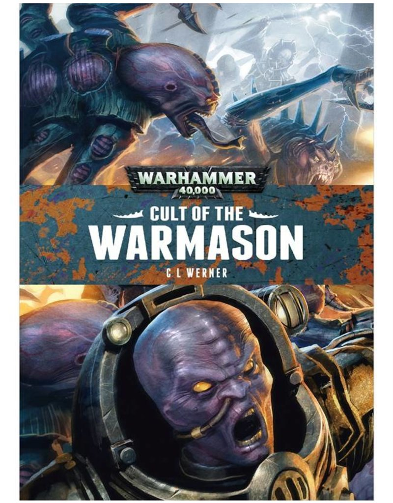 Games Workshop Cult Of The Warmason (HB)