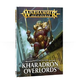 Games Workshop BATTLETOME: KHARADRON OVERLORDS (HB) ENG