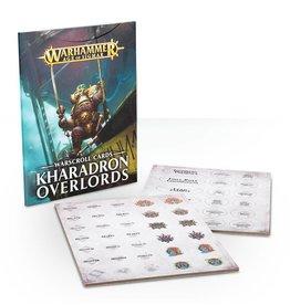 Games Workshop WARSCROLLS: KHARADRON OVERLORDS (ENG)