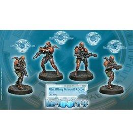 Corvus Belli Wu Ming Assault Corps (Classic)