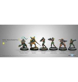 Corvus Belli Imperial Service Yu Jing Sectorial Starter Pack (Classic)