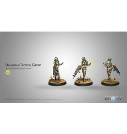 Corvus Belli Djanbazan Tactical group (Hacker) (Classic)