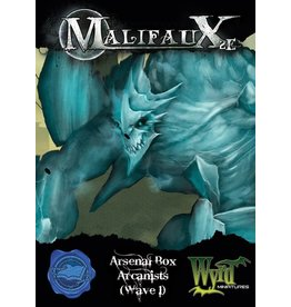 Wyrd Arcanists Wave 1 Arsenal Pack