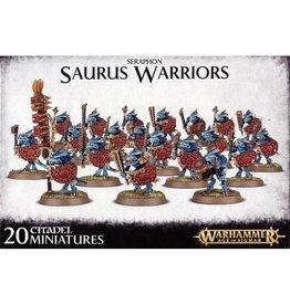 Games Workshop SERAPHON SAURUS WARRIORS