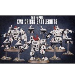 Games Workshop Xv8 Crisis Battlesuits