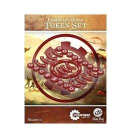 Steamforged Engineer's Guild Token Set Season 1