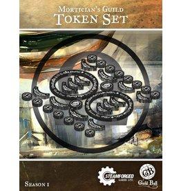Steamforged Mortician's Guild Token Set Season 1