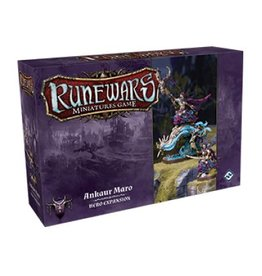 Fantasy Flight Games Ankaur Maro Hero Expansion Pack: Runewars Miniatures Game