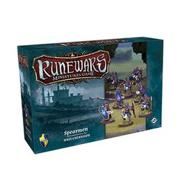 Fantasy Flight Games Spearmen Expansion Pack: Runewars Miniatures Game