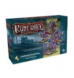 Fantasy Flight Games Oathsworn Cavalry Expansion Pack: Runewars Miniatures Game