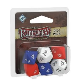 Fantasy Flight Games Runewars Miniatures Dice Pack