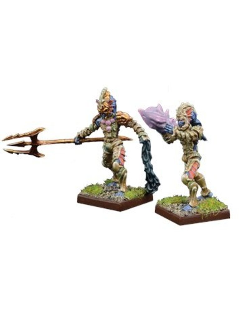 Mantic Games Trident Realm of Neritica: Naiad Centurion/Envoy