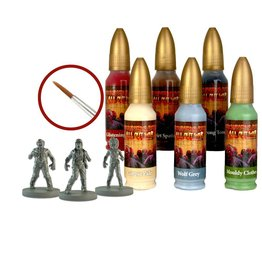 Mantic Games Walker Paint Set
