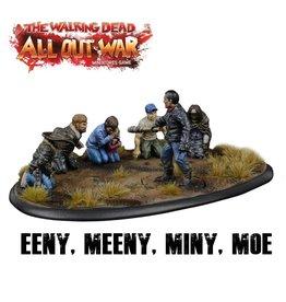 Mantic Games The Walking Dead: Eeny Meeny Miny Moe…