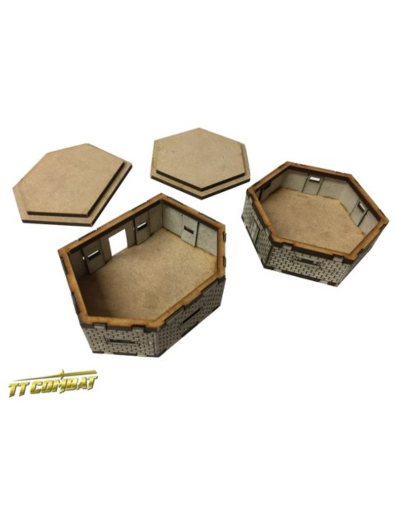 TT COMBAT Bunkers and tank traps