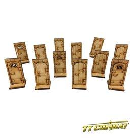 TT COMBAT Dungeon Single Doors