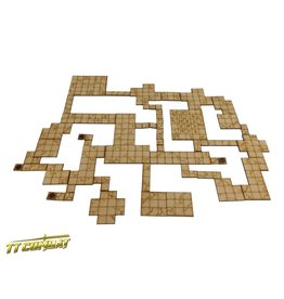 TT COMBAT Dungeon Tile Set B
