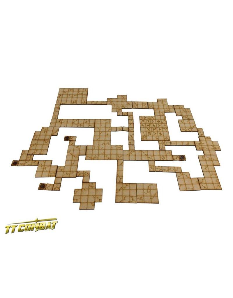 TT COMBAT Dungeon Tile Set B