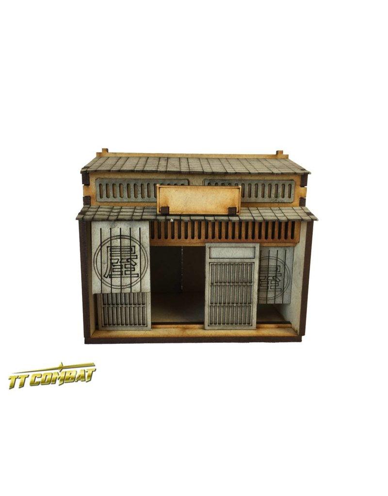 TT COMBAT Machiya Shop Front