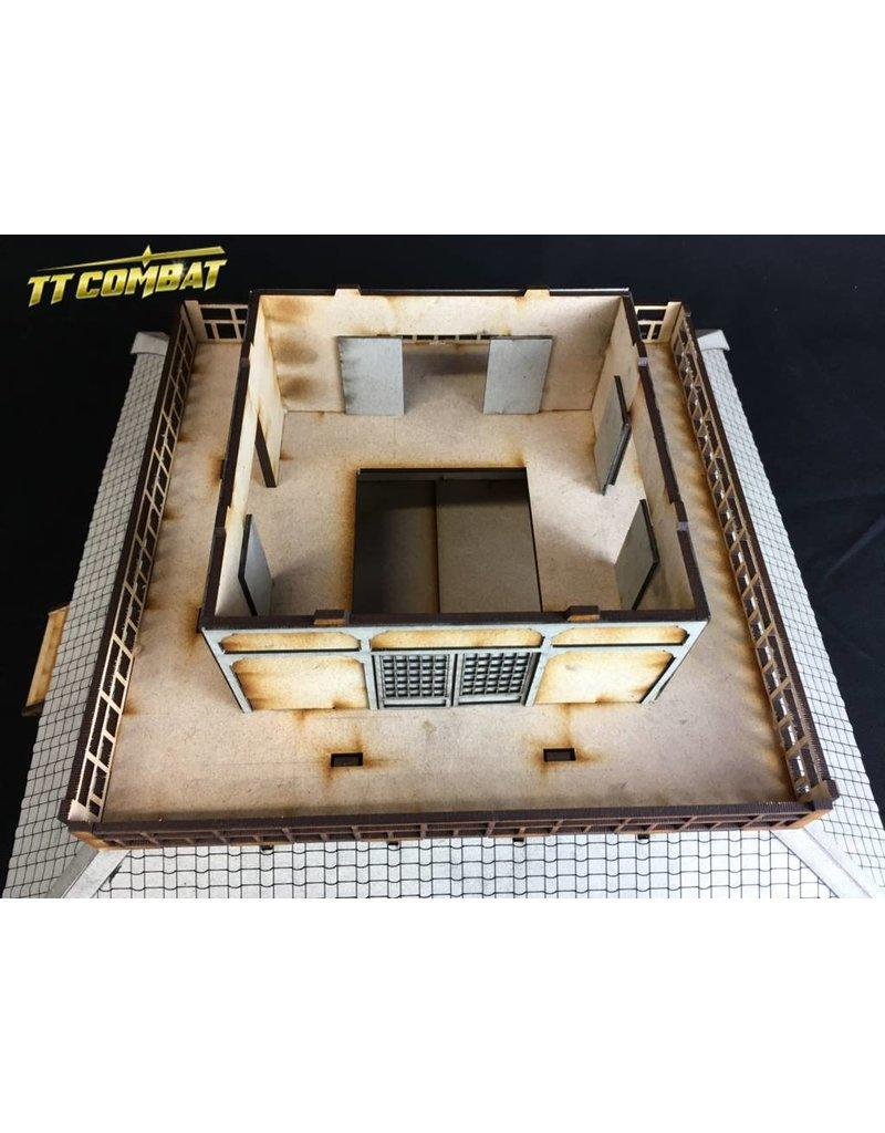 TT COMBAT Yu Pagoda