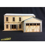 TT COMBAT Two Storey Suburban House A