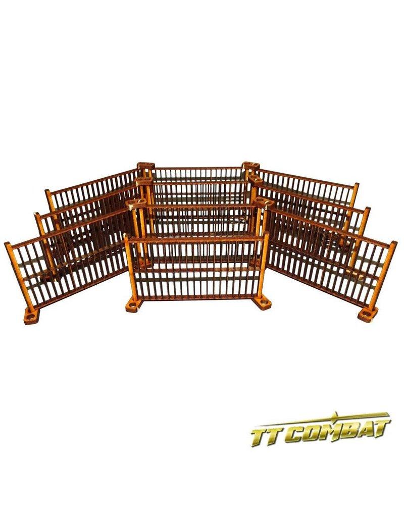 TT COMBAT Site Fencing
