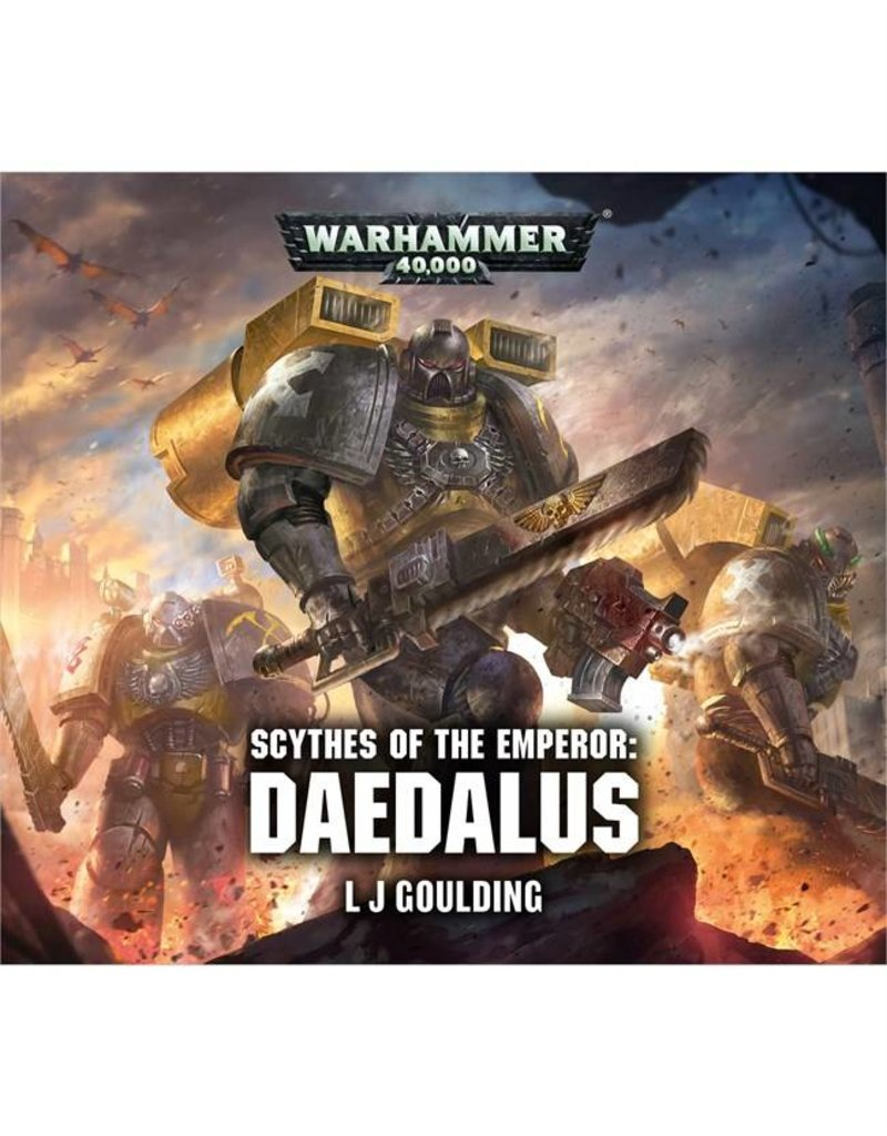 Games Workshop Scythes Of The Emperor: Daedalus (AUDIO)