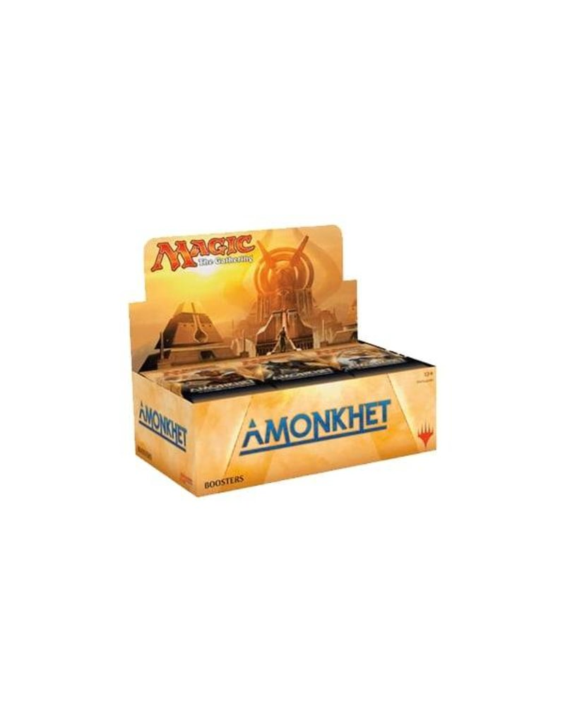 Wizards of the Coast Magic The Gathering: Amonkhet Booster Display