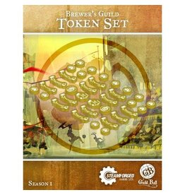 Steamforged Brewer's Token Set Season 1