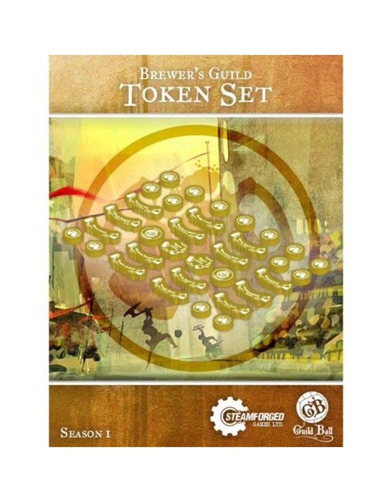 Steamforged Brewer's Token Set Season 1