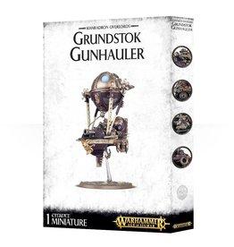 Games Workshop KHARADRON OVERLORDS GRUNDSTOK GUNHAULER