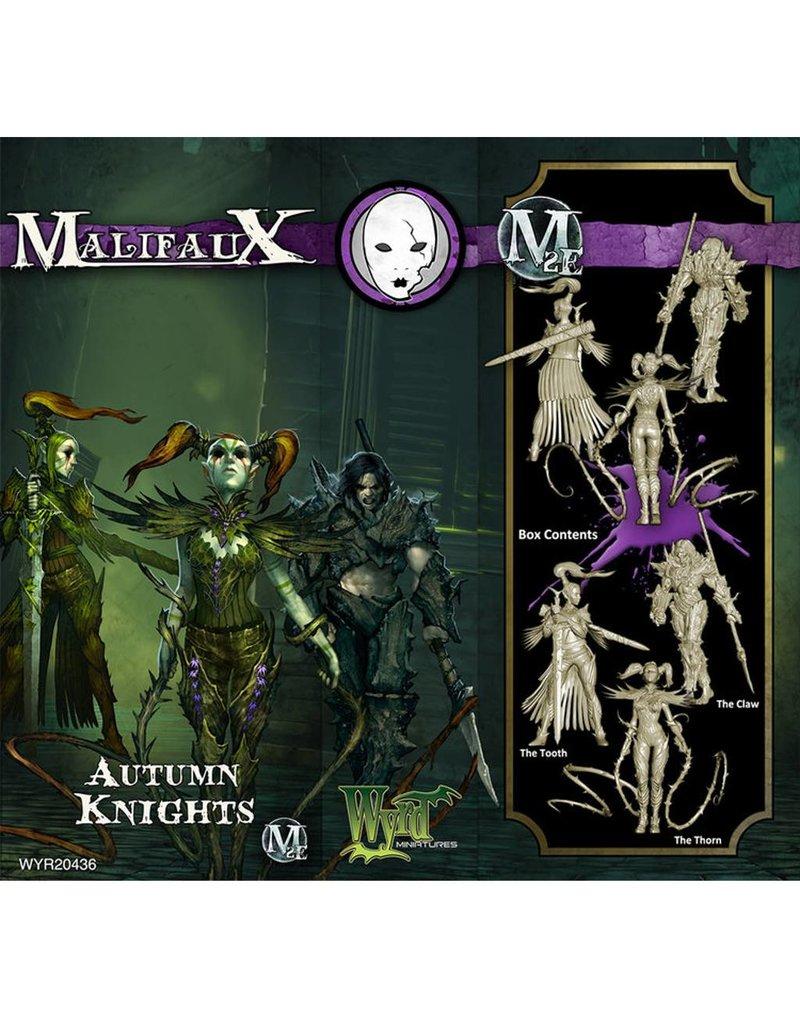 Wyrd Neverborn Autumn Knights Box Set