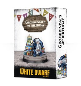 Games Workshop Grombrindals: 40 Years