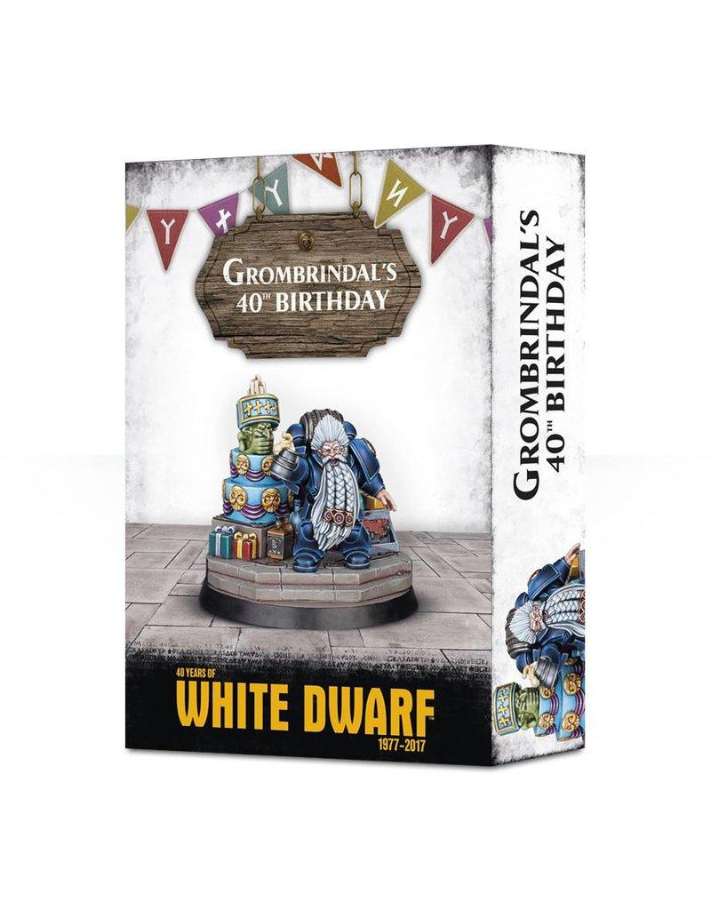 Games Workshop Grombrindals: 40 Years