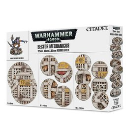 Games Workshop Sector Mechanicus: Industrial Bases