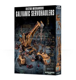 Games Workshop Galvanic Servohauler