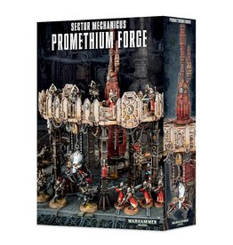 Games Workshop SECTOR MECHANICUS: PROMETHIUM FORGE
