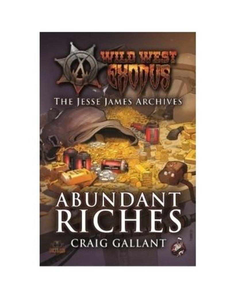 Warcradle Studios Abundant Riches (The Jesse James Archives)