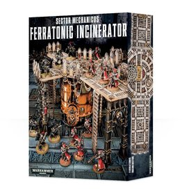 Games Workshop SECTOR MECHANICUS: FERRATONIC INCINERATOR