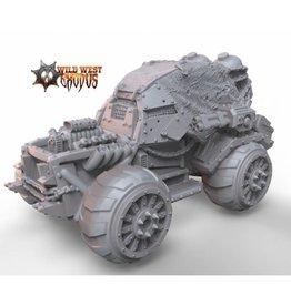 Warcradle Studios Sand Buggy (Light Support)