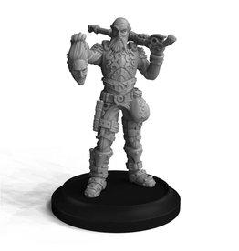 Warcradle Studios Thomas Tate Tobin (Mercenary)