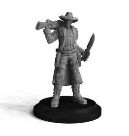 Warcradle Studios The Wraith (Mercenary)