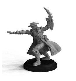 Warcradle Studios Sasha Tanner (Mercenary)