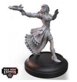 Warcradle Studios Sierra Icarus (Mercenary)