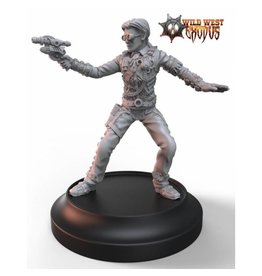 Warcradle Studios Sun Totem (Mercenary)