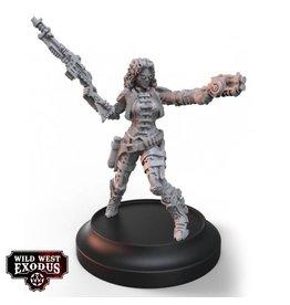 Warcradle Studios Lt. Zarelda Kincade (Mercenary)