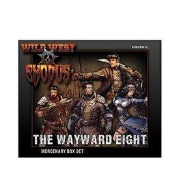 Warcradle Studios The Wayward 8 Mercenary Box