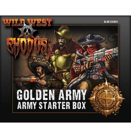 Warcradle Studios Golden Army Starter Box